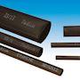 CGAT 24/8-Gaine thermorétractable paroi médium 24/8 noire et étanche 1 mètre