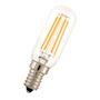 LED Filament T25X85 E14 240V 4W 2700K Clair