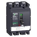 Compact NSX250 NA - interrupteur - 4P