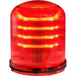 MLINE Feu LED ROUGE fixe/clignotant/tournant IP66 multitension