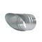 Auvent pare-pluie acier galvanisé diamètre de raccordement 500 mm.