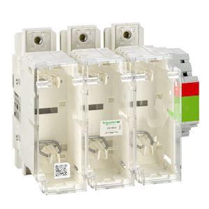 TeSys GS1 - bloc de base interrupteur-sectionneur fusible - 3P 3F - DIN - 250A