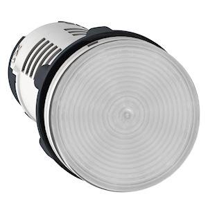 Harmony voyant rond - D=22 - incolore - LED intégrée - 230V
