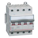Interrupteur-sectionneur DX³-IS 4P 400V~ - 63A - 4 modules