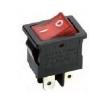 RL34-21/N-H-2-RE/BK-P4-0-2 : interrupteur ON-OFF bipolaire pour découpe 19x13mm