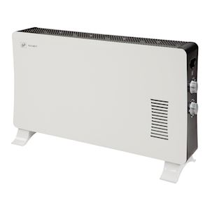 Panneau mobile, 1000/2000 W, mode turbo, thermostat automatique, classe II