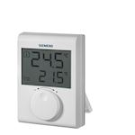Thermostat amb. grand LCD piles AAA