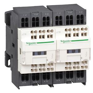 TeSys LC2D - contacteur inverseur - 3P - AC-3 440V - 12A - bobine 48Vca