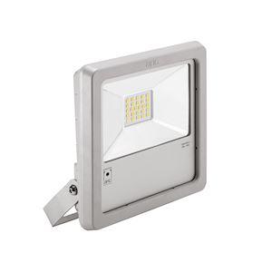 TWISTER 2 - Proj. Ext. IP65 IK08, gris, angle 110DEG, LED intég. 70W 4000K 7500l