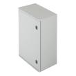Coffret polyester Marina - IP66 IK10 - RAL 7035 - 610x400x257 mm