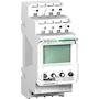 Acti9 - thermostat prog. THP1+ 1 canal 24h/7j réserve de marche 42 commutations