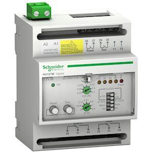 Vigirex - relais différentiel RH197M - sensibilité 0,03-30A - 0-4,5s - 130Vca