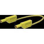 Cordon de mesure de sécurité 4mm 200cm jaune