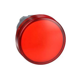 Harmony XB4 - tête voyant lumineux DEL - D=22 - lisse - rouge