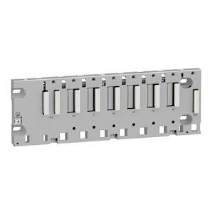 Modicon X80 - rack pour M340 - 6 bus X - IP20