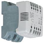Transformateur de commande et sécurité à vis -prim 230/400V/sec 24/48V -100 VA