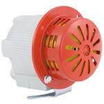 MINICELERE petite sirène électromécanique son linéaire 101dbIP43 V240ACDC