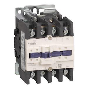 TeSys LC1D - contacteur - 4P - AC-1 440V - 125A - bobine 48Vca