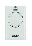 Emetteur XT4 868 Mhz blanc, 4 canaux