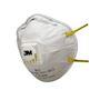 8812 Masque antipoussières FFP1 NR D à soupape