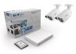 Kit IP 2 caméras HD + NVR + DD 1 To