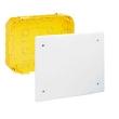 Boîte pour dérivation Batibox - cloison sèche - 160x105x40 mm - couv 190 x 135