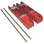 Dérouleur PRIMO160, pour touret poids maxi 160 kg, diamètre 200 à 700 mm,