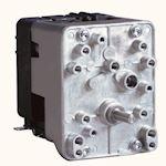 Asynchronous Geared Motor 826445 Dir.=CW V=230 Hz=50 Ratio=338