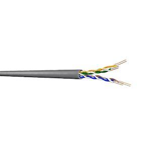 CABLE PATCH C5E UTP 4P PVC