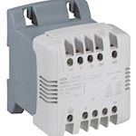 Transformateur de commande et sécurité à vis prim 230/400V et sec 24V~ -160VA