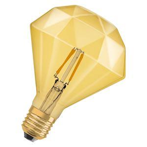 BLI1 LED 1906DiamondclfilOR4,5W=40E27OSR
