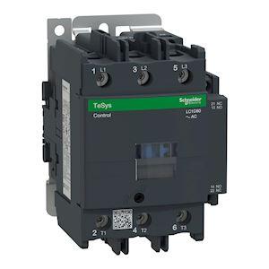 TeSys LC1D - contacteur - 3P - AC-3 440V - 80A - bobine 48Vca