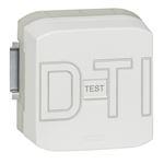 DTI format RJ 45 - pour coffret de communication