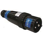 PRE - Fiche 16A 2P+T Polyamide ATEX / IECEx  200-250 V 50/60 Hz