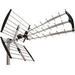 Antenne UHF triple nappes  25 directeurs LTE-5G
