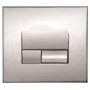 Plaque de Commande SMARTY - Ingénio - Chromé brillant / Aspect chromé mat