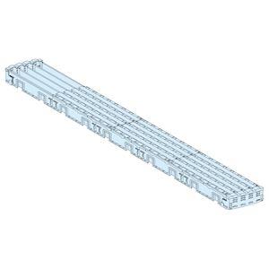 Linergy BW - Jeu de barres isolées - 125 A 3P - L=750 mm (Powerclip)