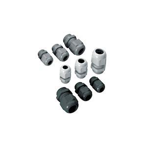 Presse-étoupe en polyamide IP68 Pg36 gris (RAL 7035)