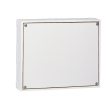 Tableautin - 125x150x35 mm - IP 20 - IK 08 - Blanc RAL 9010