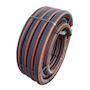 QUATTROFLEX NB rouge protection des câbles électriques enTérrés couronne ø75 25m