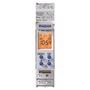 Interrupteur horaire digital 1 module 24h 7j 1 c  inv 56 pas de programmes