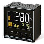 Régulateur de température, 96x96 mm, entrée capteur: température et analogique,