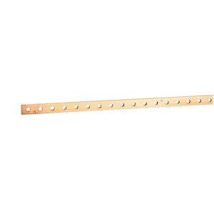 BARRE CUIVRE 25X5   250A