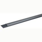 Passage de plancher 4 compartiments 92x20mm - gris anthracite RAL7016