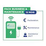 Pack gestion complète pour un point de charge - 12 mois