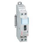 Contacteur domestique CX³ silencieux bobine 230V~ -2P 250V~ 25A 2F - 1 module