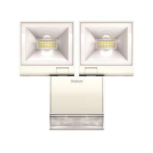 Projecteur LED avec détecteur  theLeda S 20w blanc