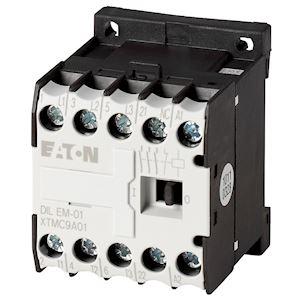 Contacteur de puissance, 3p+1O, 4kW/400V/AC3