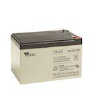 Batterie stationnaire étanche au plomb gamme ECO 12Ah 12V ' bac fr