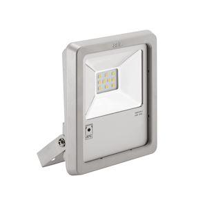 TWISTER 2 - Proj. Ext. IP65 IK08, gris, angle 110DEG, LED intég. 45W 4000K 4600l